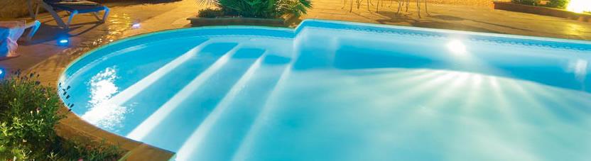 Construirea unei piscine din beton cu cofraj pierdut