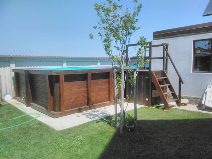 Constructii piscine private si publice hobbit concept ro for Piscine california 1