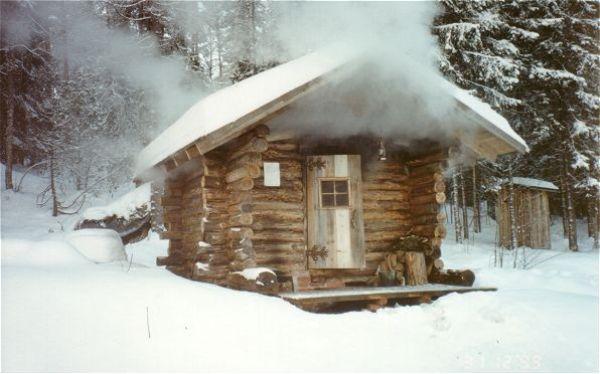 Saune Uscate Finlandeze Traditionale