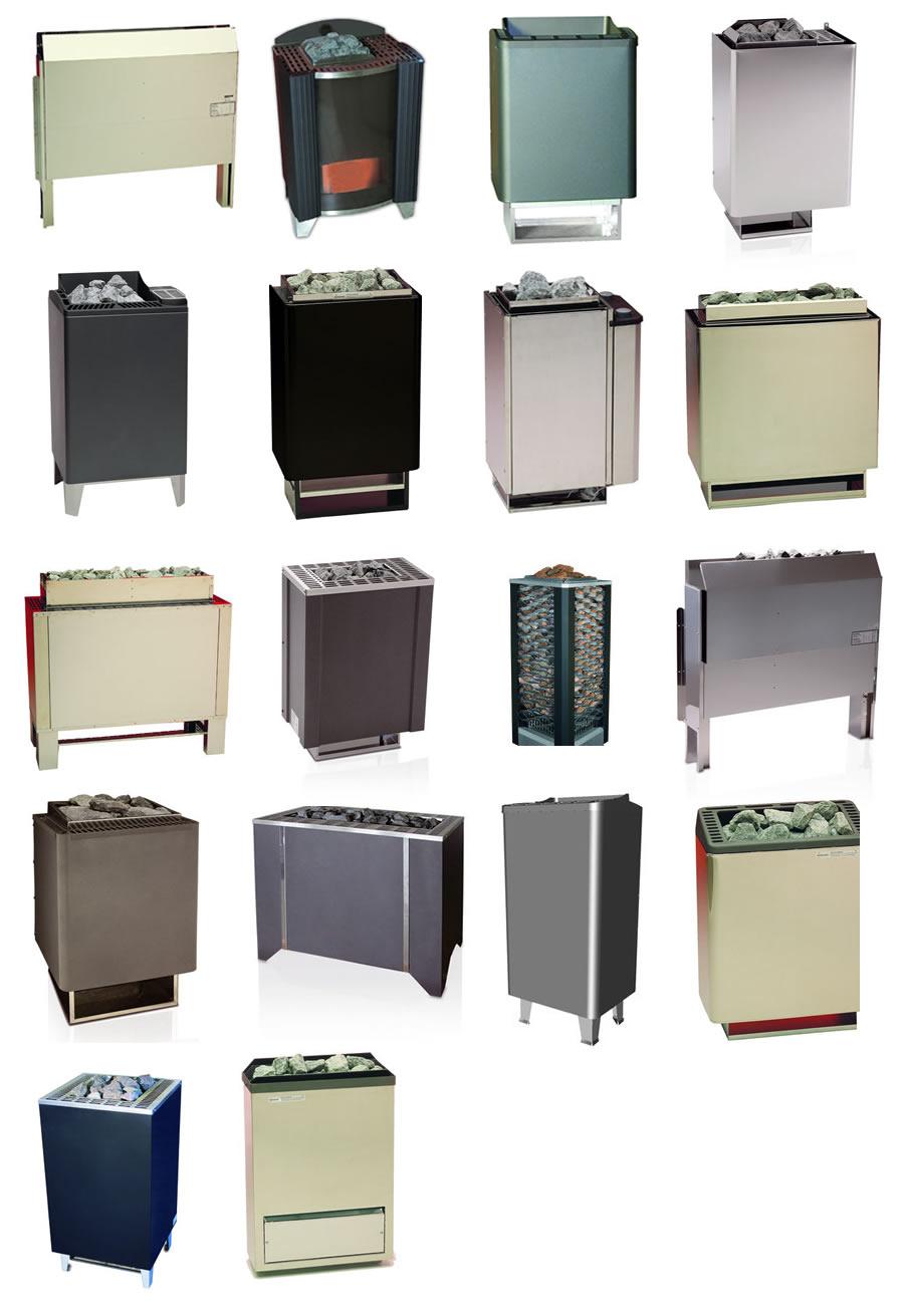 Agregatoare saune modulare standard