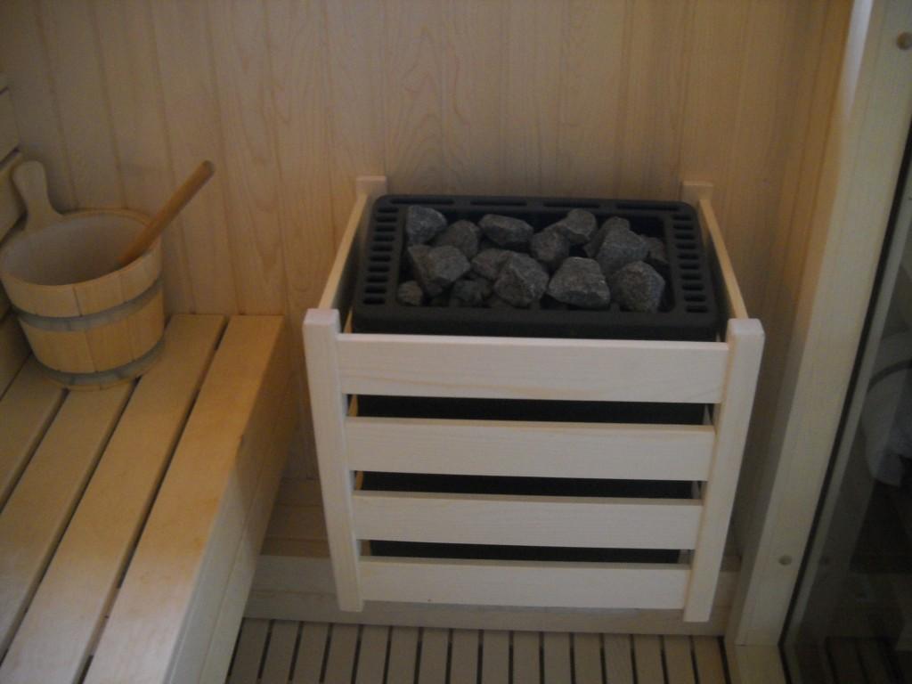 Saune personalizate si agregatul electric